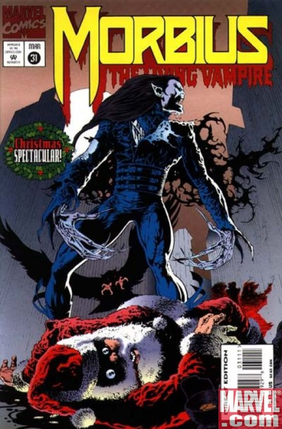 MORBIUS, THE LIVING VAMPIRE #31