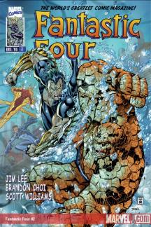Fantastic Four (1996) #2