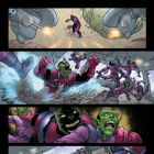 The New Fantastic Four Vs The Marvel Zombies!