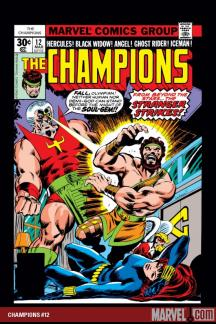 Champions Classic Vol. 2 (Trade Paperback)