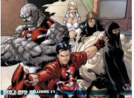 New X-Men: Hellions (2005) Wallpaper