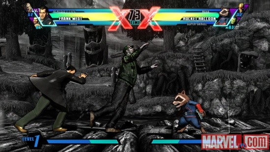 Ultimate Marvel vs. Capcom 3- Screenshot 2