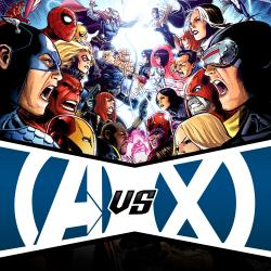 Avengers VS X-Men Master