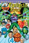 Fantastic Four (1998) #44 Cover