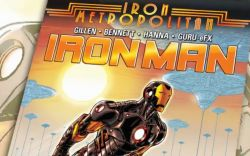 Marvel AR: Kieron Gillen on the End of Iron Man