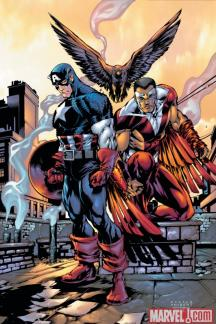Captain America & the Falcon (2004) #10