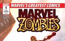 Marvel Zombies MGC (2010) #1
