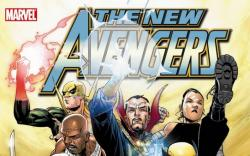 New Avengers Vol. 4 (Hardcover)