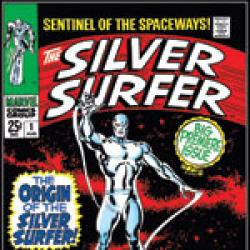 Silver Surfer (1968 - 1969)