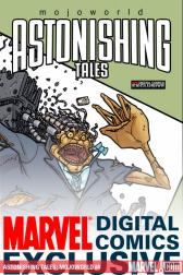 Astonishing Tales: Mojoworld #4
