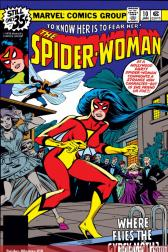 Spider-Woman #10 
