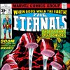 ETERNALS #10 COVER