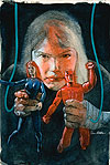 BLACK WIDOW: THE THINGS THEY SAY ABOUT HER (2007) #4 COVER