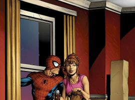 AMAZING SPIDER-MAN (2005) #515 COVER