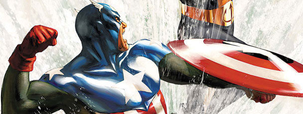 Image Featuring The Winter Soldier