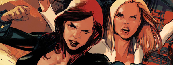 Sneak Peek: Cap & The Secret Avengers