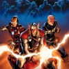 Fear Itself: Iron Breaks. Soldiers Fall. Gods Die. Teaser by Stuart Immonen