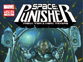 SPACE: PUNISHER 1 (WITH DIGITAL CODE)