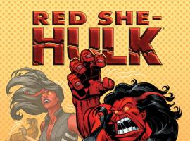 Red She-Hulk #61 Williams Variant