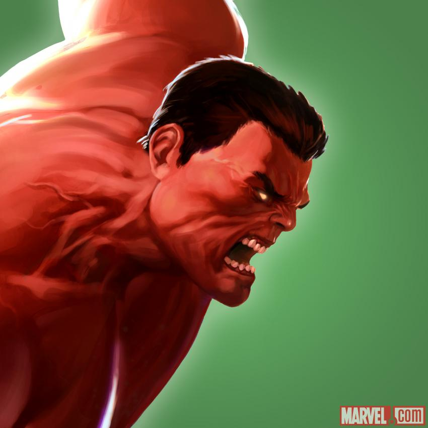 Red Hulk