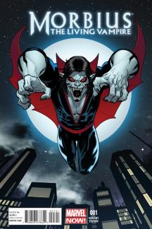 Morbius: The Living Vampire #1  (Mcguinness Variant)