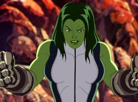 She-Hulk gets ready to rumble in Marvel's Hulk and the Agents of S.M.A.S.H.
