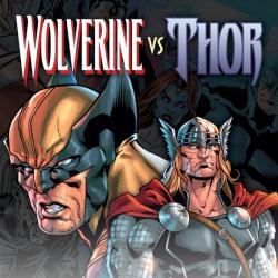 WOLVERINE VS. THOR #1