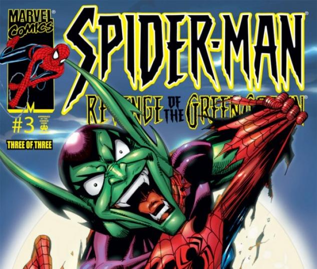 Spider-Man: Revenge of the Green Goblin #3