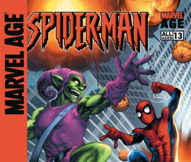 Marvel Age Spider-Man #13