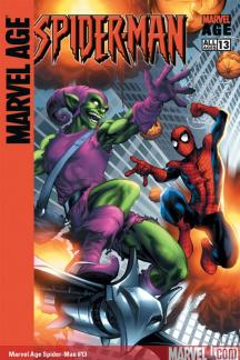Marvel Age Spider-Man (2004) #13