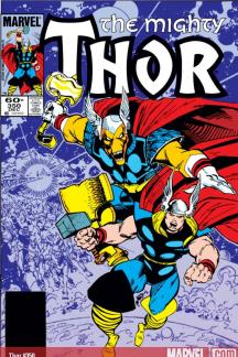 Thor (1966) #350