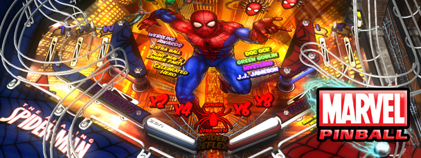 Marvel Pinball Demo Now Available on PS3