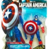 Heavy Artillery Captain America by Hasbro