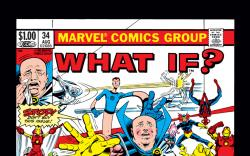 What If? (1977) #34 Cover