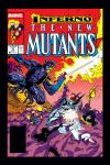 New Mutants (1983) #71 Cover