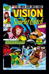 Vision and the Scarlet Witch #10 