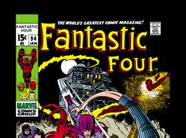 Fantastic Four (1961) #94 Cover