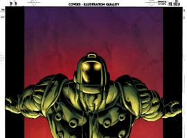 WAR MACHINE #1 VILLAIN VARIANT