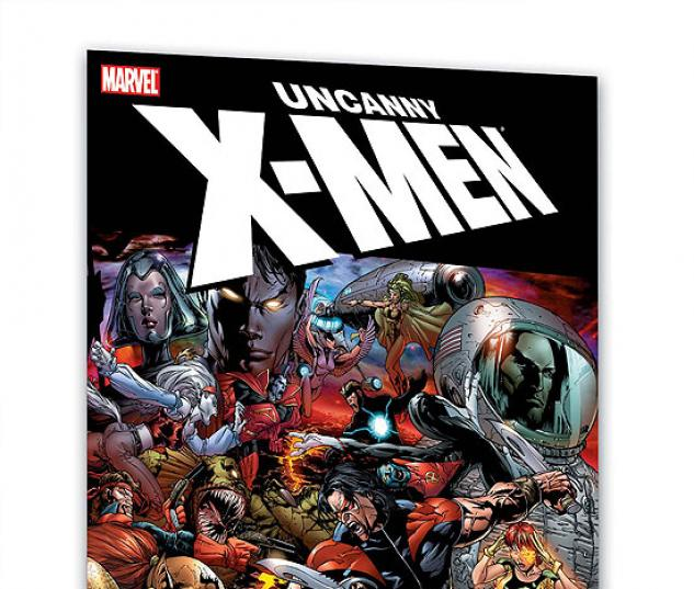 UNCANNY X-MEN: RISE & FALL OF THE SHI'AR EMPIRE #0
