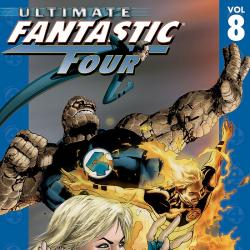 ULTIMATE FANTASTIC FOUR VOL. 8: DEVILS #0