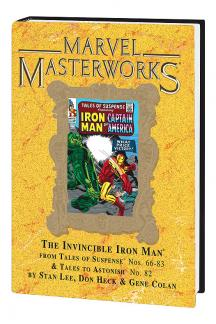 Marvel Masterworks: The Invincible Iron Man Vol.3 Variant (Hardcover)