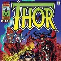 THOR VISIONARIES: MIKE DEODATO JR. TPB COVER