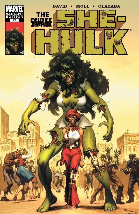 SHE-HULK #22
