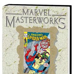 MARVEL MASTERWORKS: THE AMAZING SPIDER-MAN VOL. 10 #0