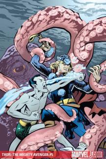 Thor the Mighty Avenger #5