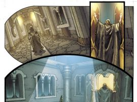 THOR: FOR ASGARD #1 preview art by Simone Bianchi 4