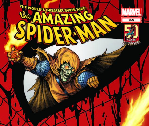 AMAZING SPIDER-MAN 696 (WITH DIGITAL CODE)