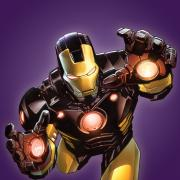 Iron Man New Master