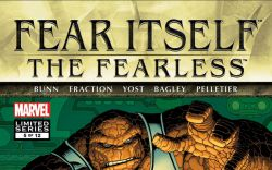 Fear Itself: Fearless (2011) #5