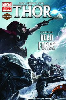 Harley-Davidson Presents Thor In: The Origin Of Road Force (2013) #2